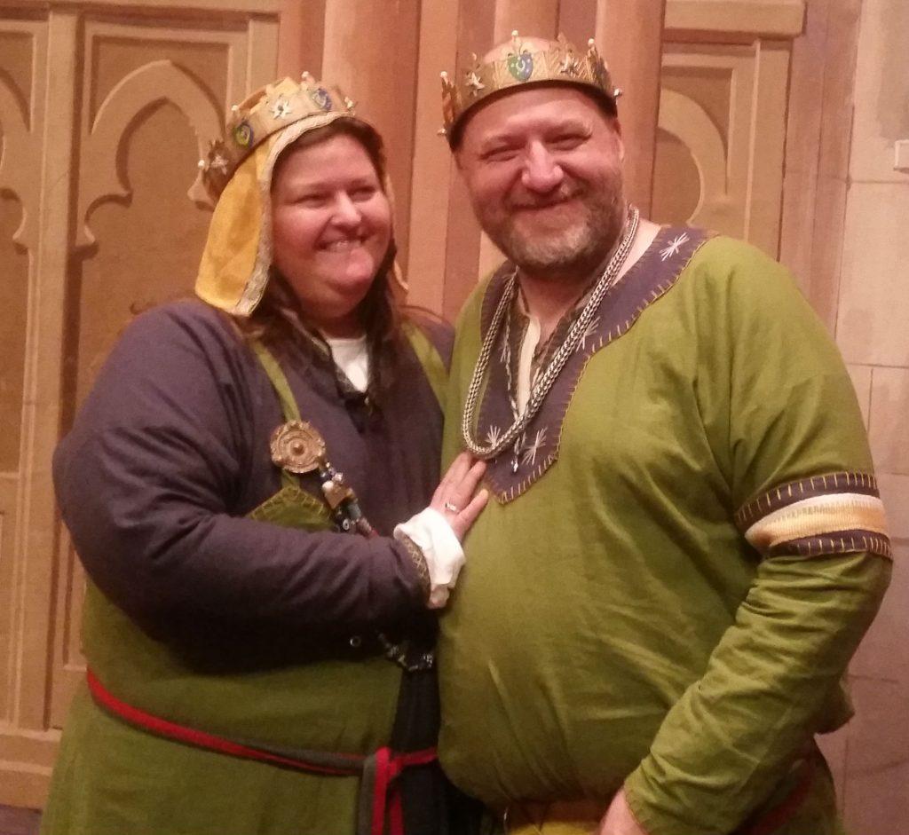 Their Excellencies Ayreton