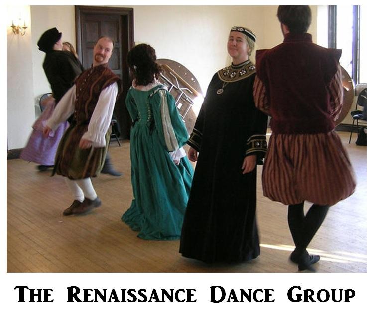 The Renaissance Dance Group