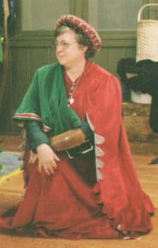 Mistress Arwenna of Kelsley